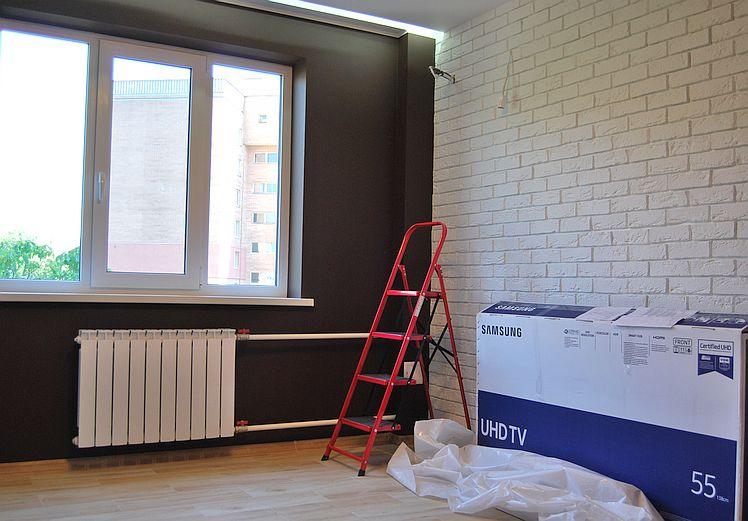 Современный ремонт квартир Харьков
