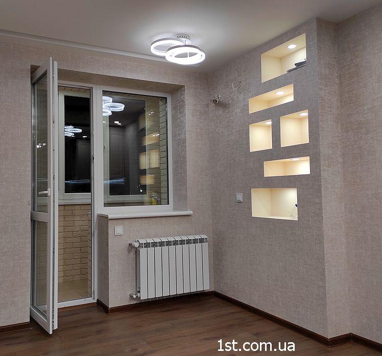 Современный ремонт квартир фото наших работ