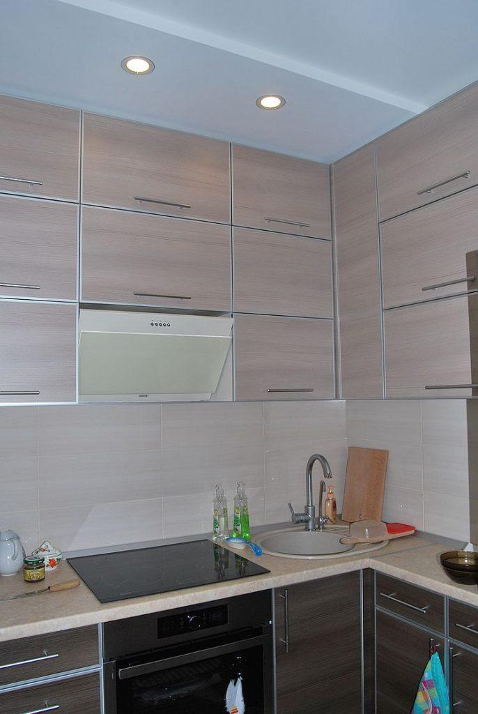 Кухня фото наших работ