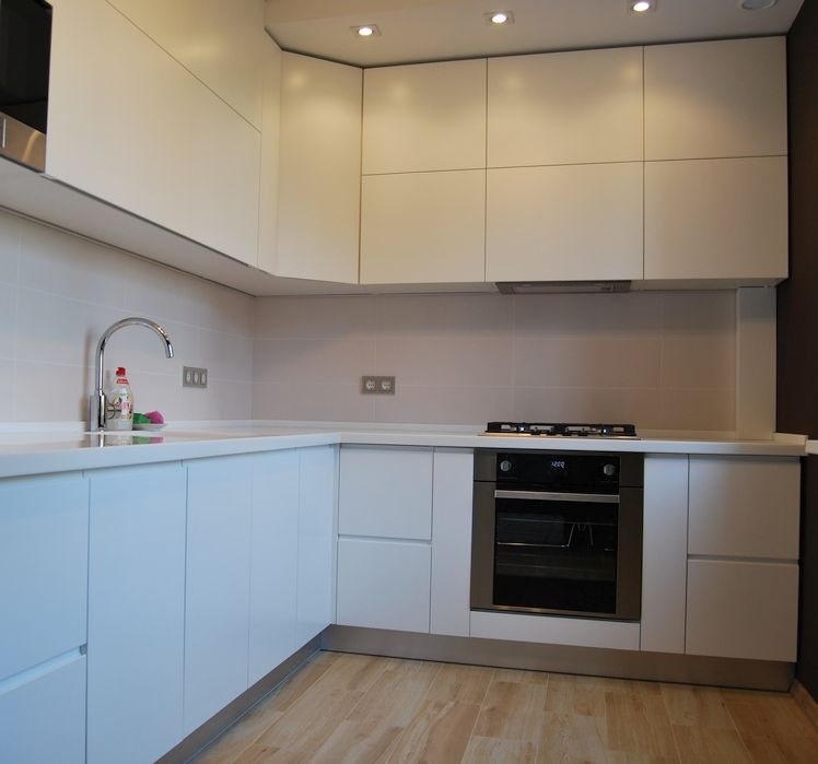 Современная кухня фото наших работ
